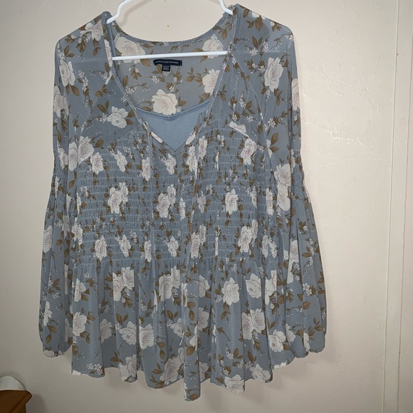 American Eagle Outfitters Tops - American Eagle blouse
